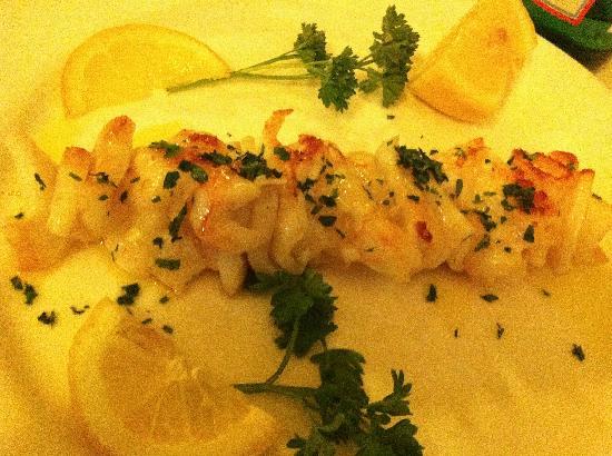 Da Giacomo : Shrimp & calamari