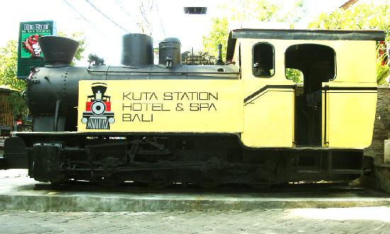 Kuta Station Hotel: hotel's icon