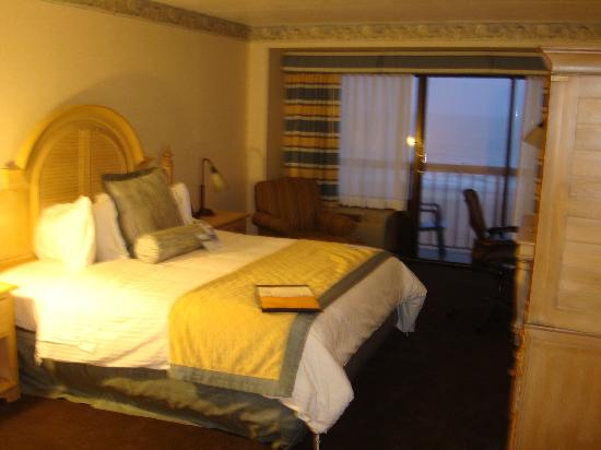 Wyndham Virginia Beach Oceanfront: Our Oceanview Room