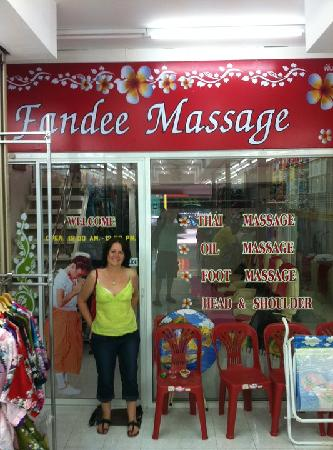 patong massage full service