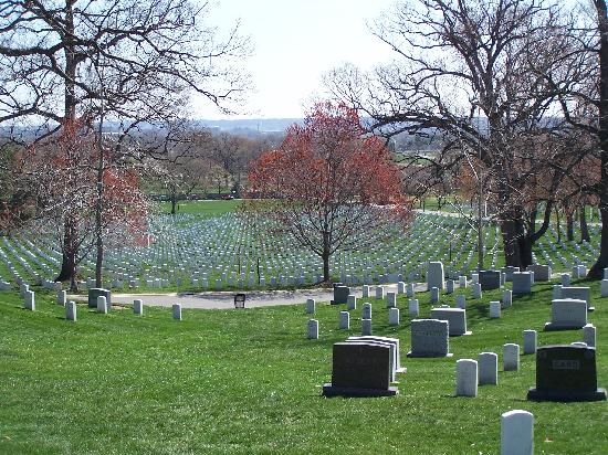 Washington DC, DC: Arlington National Cemetary