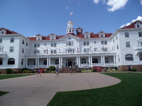 Stanley Hotel : It's more beautiful in person