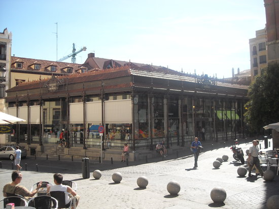 Cafe del Art: Mercado de San Miguel