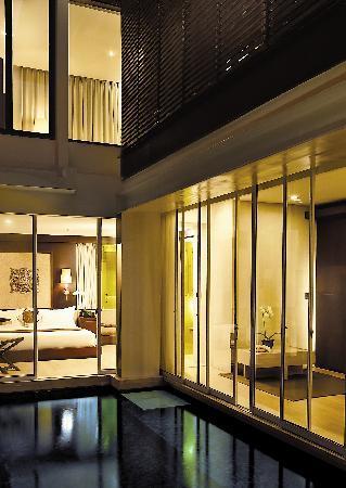 Puri Hiromi: Exterior Pool Suite
