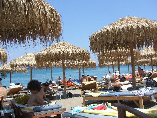 BEST WESTERN Plaza Hotel: Rhodes Beach