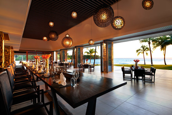 Navo at InterContinental Fiji Golf Resort and Spa: Looking out to Navo Island