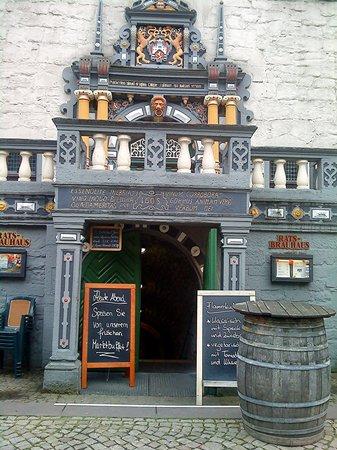 Hannoversch Münden, Alemania: Das Ratsbrauhaus