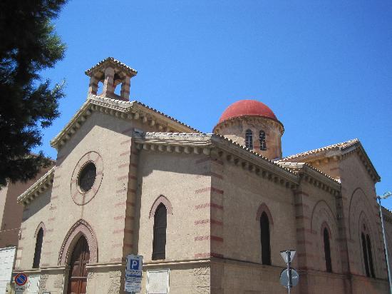 Reggio Calabria, Italien: La Chiesa degli ottimati di epoca bizantina a Reggio