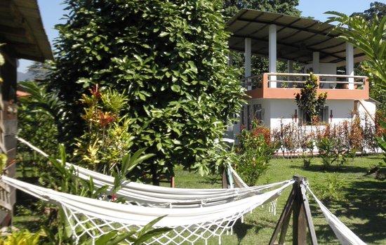 Tingo Maria, Peru: Une des chambres de l'Ecolodge