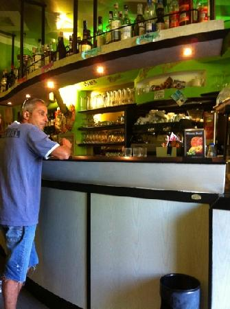 The Bar in Al Ghezz.