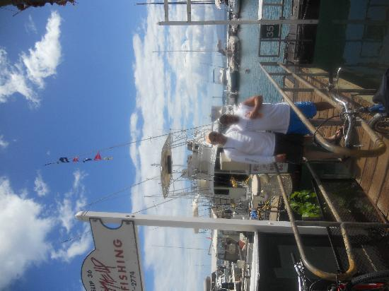Got fish picture of start me up sport fishing lahaina for Start me up fishing