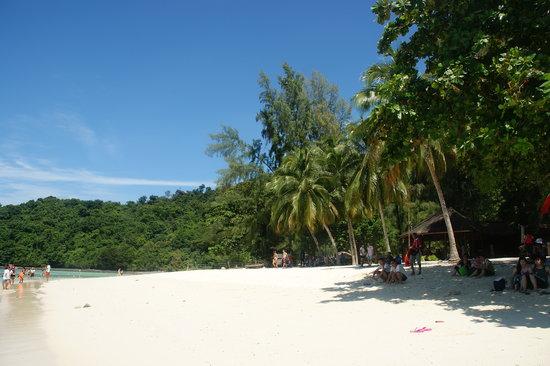 Beras Basah Island: Pulau Beras Basah