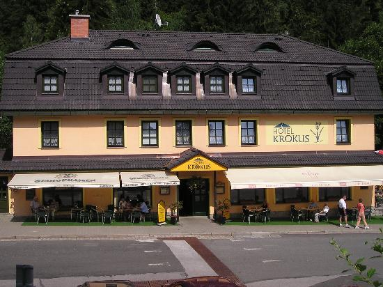 Pec pod Snezkou, Czech Republic: Hotel Krokus