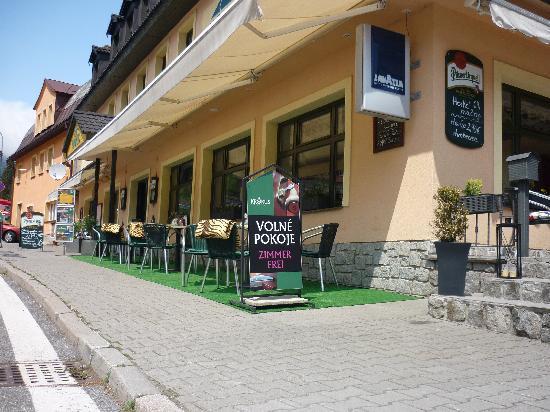 Pec pod Snezkou, Czech Republic: Restaurant Krokus