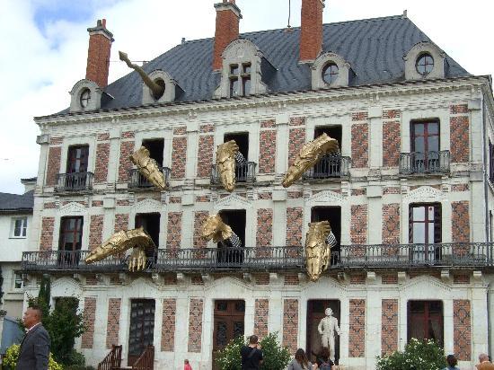 Mercure Blois Centre: Maison de la magie Blois