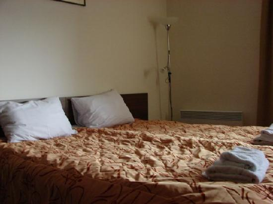 Aquilon Residence & Spa : studio 2pax