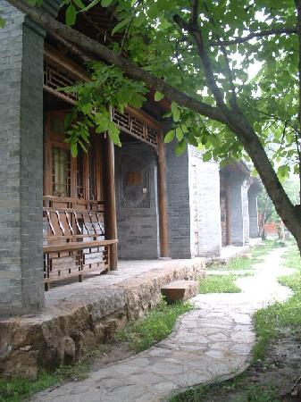 Red Capital Ranch (Shambhala at the Great Wall): Cool place to chat