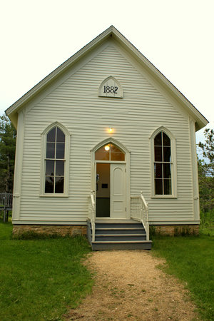Dodgeville, WI : The Church