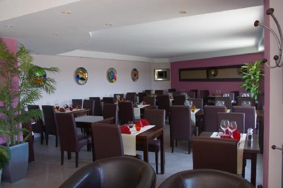 Hotel le Cara Sol : Le Restaurant