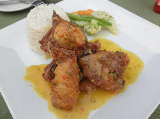 Lingah by the sea: Amazing chicken