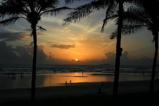 Park Hyatt Goa Resort and Spa : sunset
