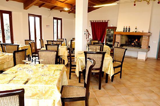 Il Marrugio: Sala ristorante