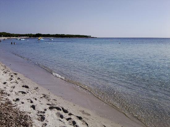 Il mare del villaggio bild von agrustos village budoni for Agrustos mare
