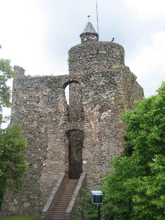 Landal Warsberg: The castle