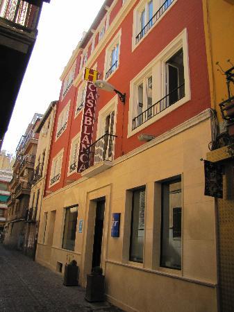 Hotel GIT Casablanca: Façade de l'hôtel