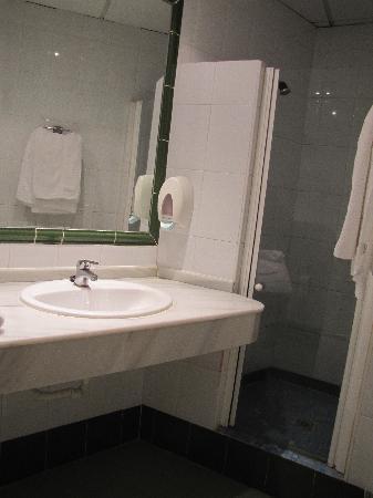 Hotel GIT Casablanca: Salle de bain