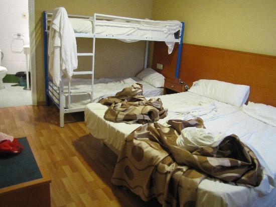 Hotel GIT Casablanca: Chambre