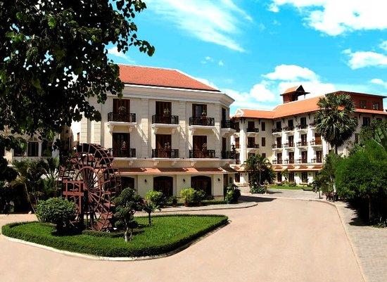 Steung Siemreap Hotel: Exterior