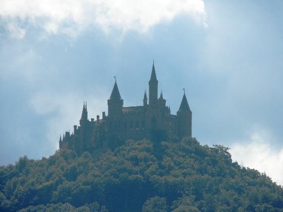 Hechingen, Deutschland: Burg Hohenzollern