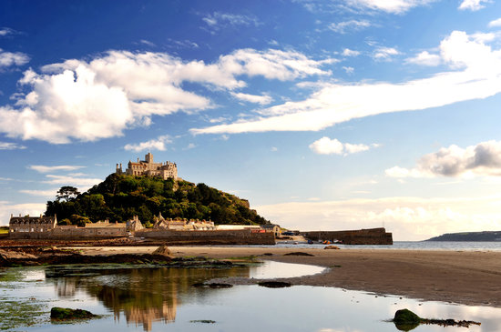 ‪‪Marazion‬, UK: St Michael's Mount‬