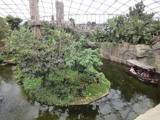 Leipzig Zoo (Zoologischer Garten Leipzig): Gondwanaland