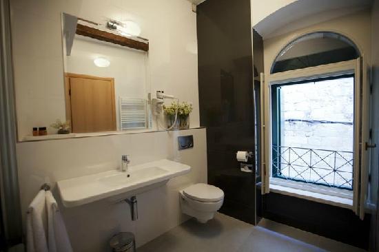 Palace Judita Heritage Hotel : Bathroom