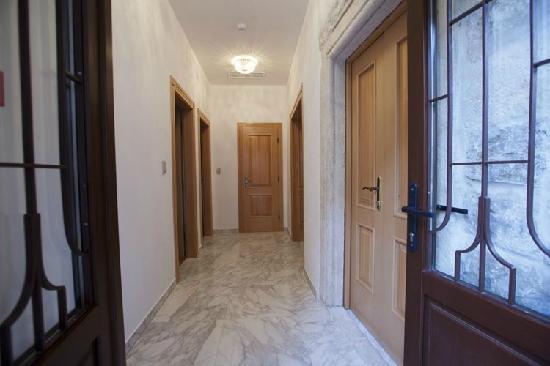 Palace Judita Heritage Hotel : Hallway