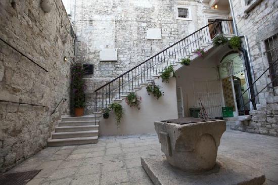 Palace Judita Heritage Hotel : Hotel Exterior