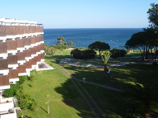Club Med Da Balaia: View on the ocean