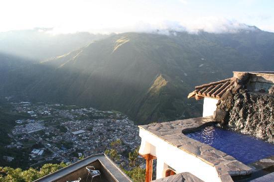 Volcano Hotel: day spa luna runtun