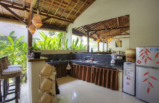 Villa Belharra: Cuisine Villa 1