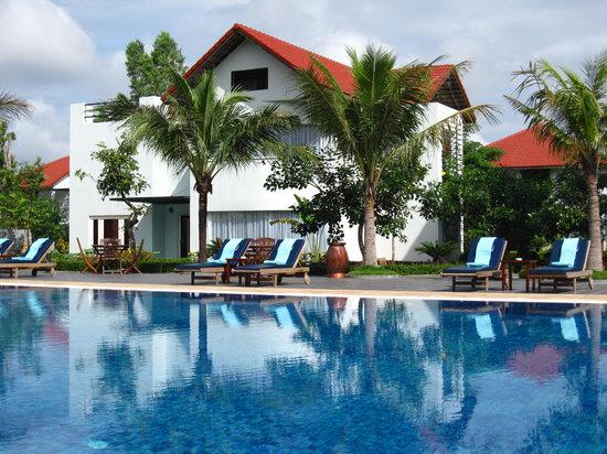 Paradise Angkor Villa Hotel : Paradise Villa - 5 rooms
