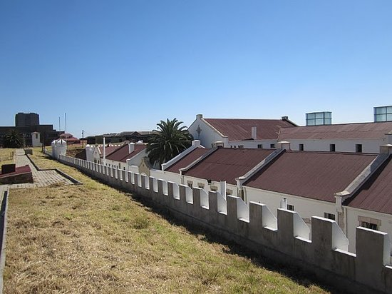 Johannesburg, South Africa: Constitution Hill