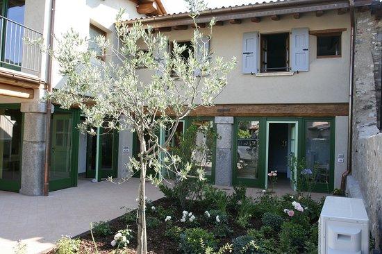 A Casa di Minola B&B: Il giardino