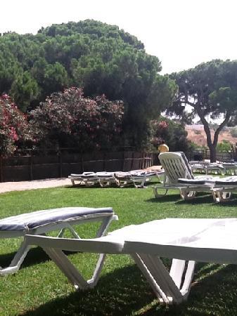 Club Med Da Balaia: reLax. pelouse