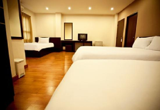 Khaosan Park Resort: Family Suite