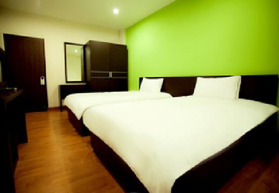 Khaosan Park Resort: Twins Room