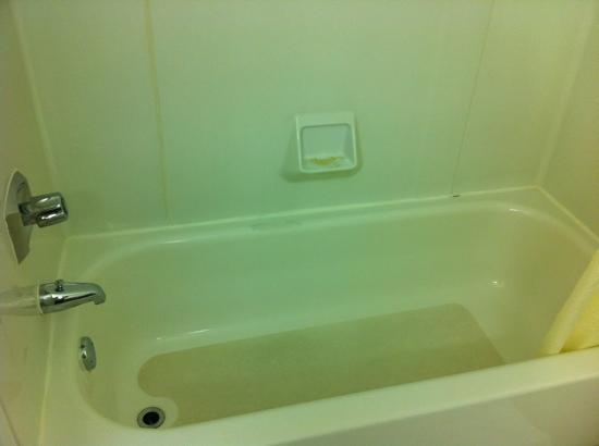 Motel 6 Newark : bathroom