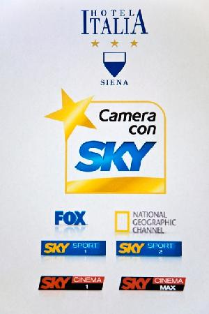 Sky Information Hotel Italia Siena