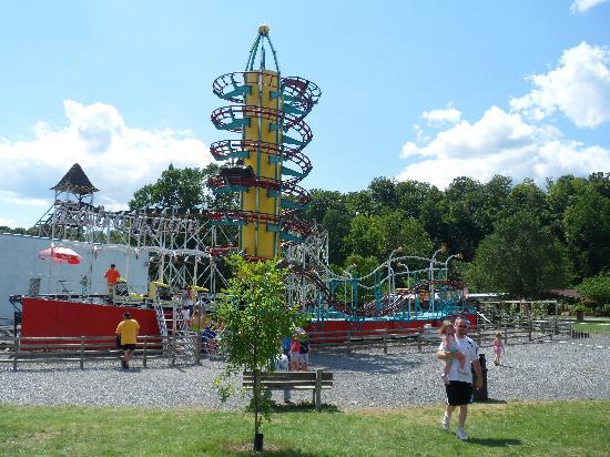 Lakemont Park: Toboggan